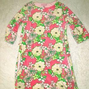 Girls Lilly Pulitzer Terrycloth Dress